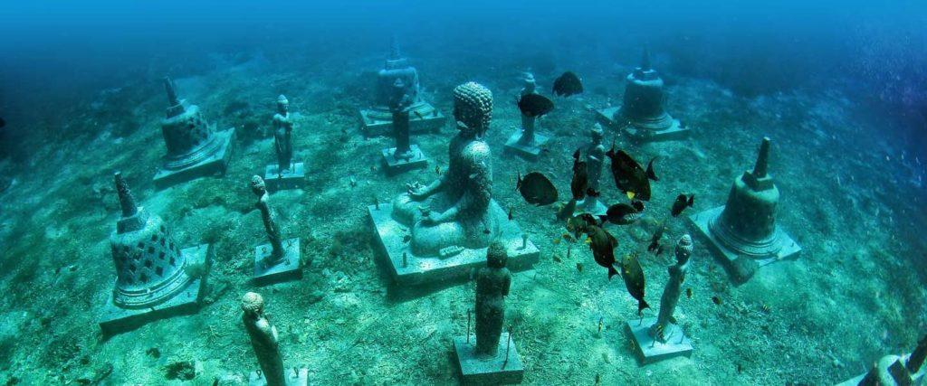 Plonger à Nusa Penida