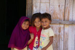 Enfants Raja Ampat