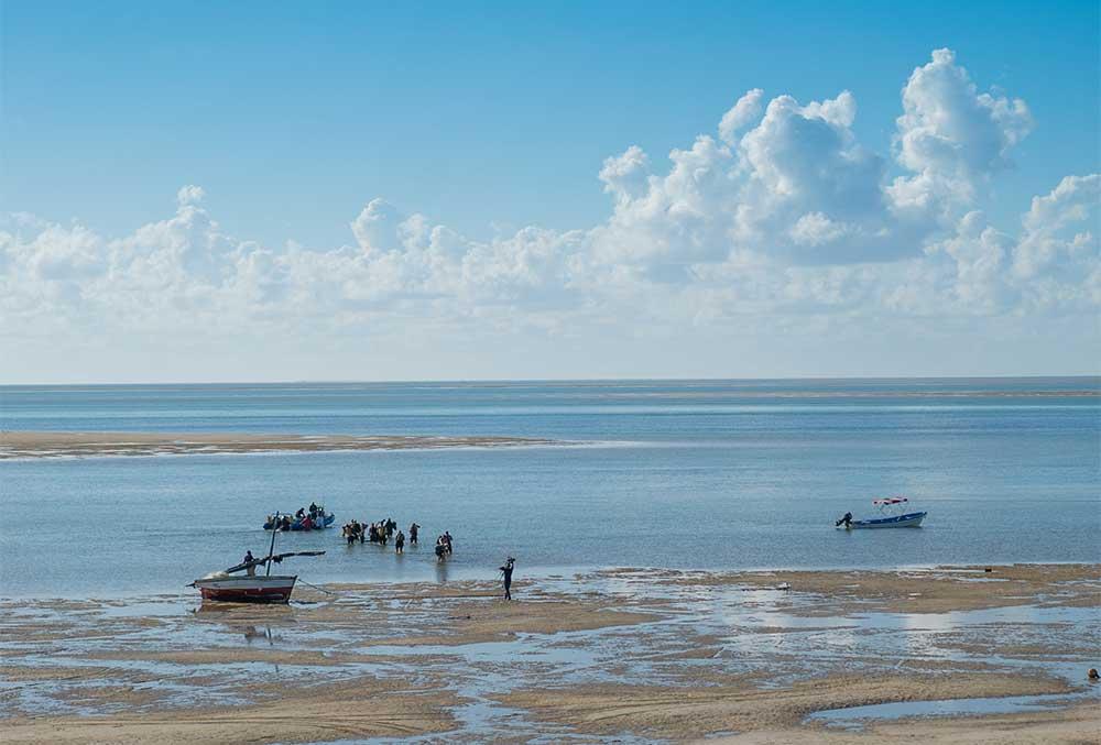 Faire de la plongée à Vilanculos au Mozambique